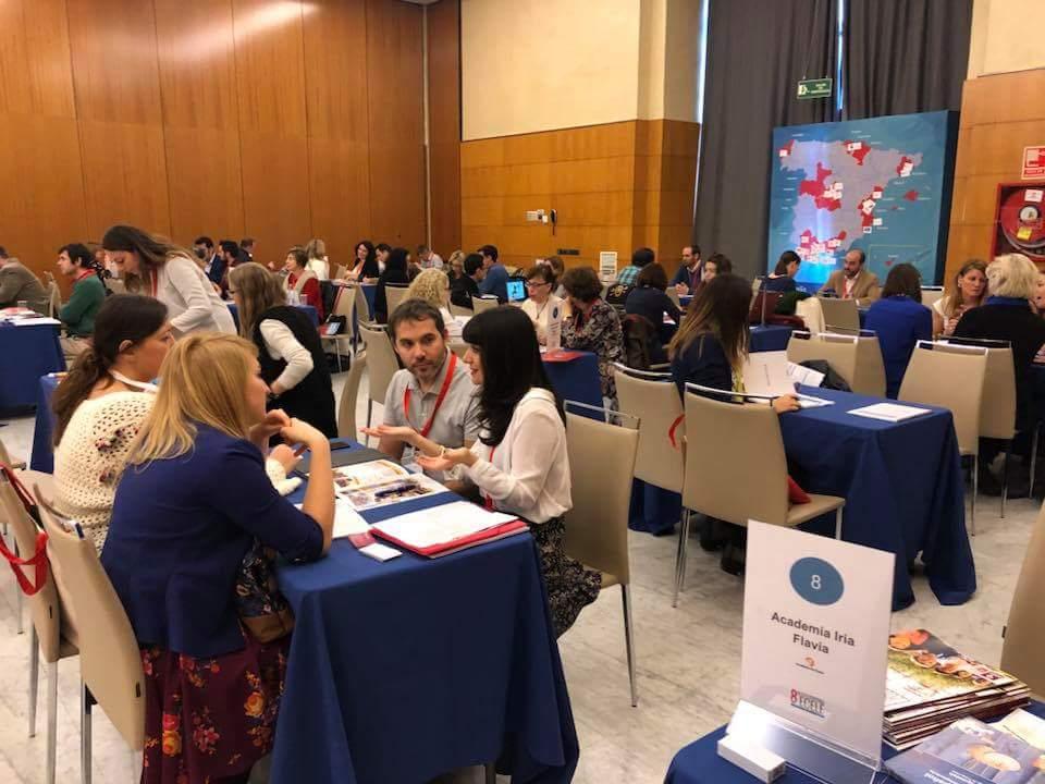 Encuentro internacional de centros de enseñanza de español